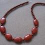 Sponge coral necklace