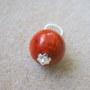 Sponge coral pendant