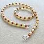 Toho beads girls necklace
