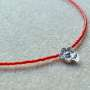 Toho seed beads necklace for girls detail