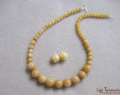 Honey jade set w